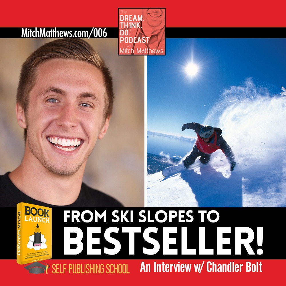 From Ski Slopes to Bestseller An Interview with Chandler Bolt
