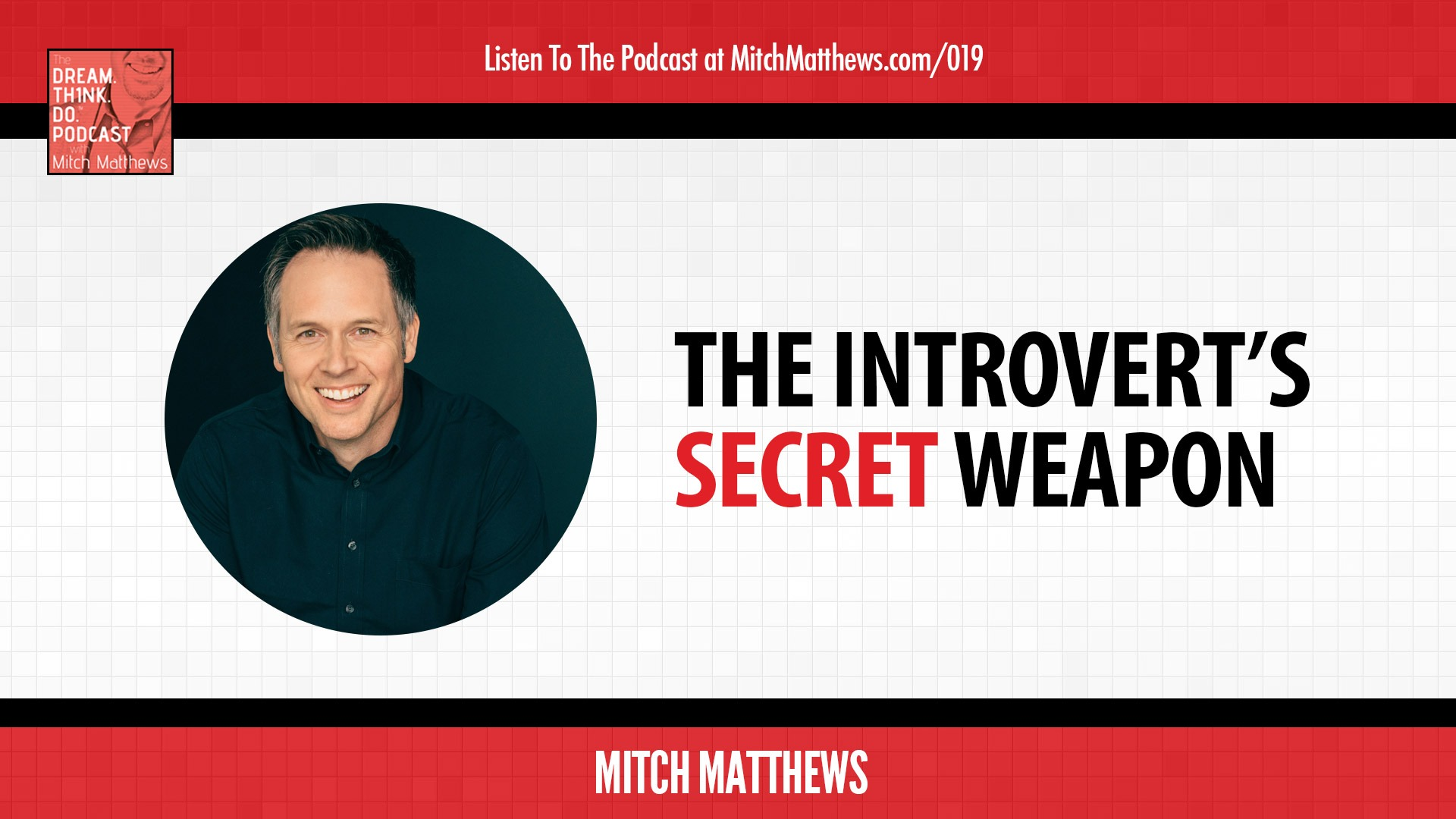 The Introvert's Secret Weapon