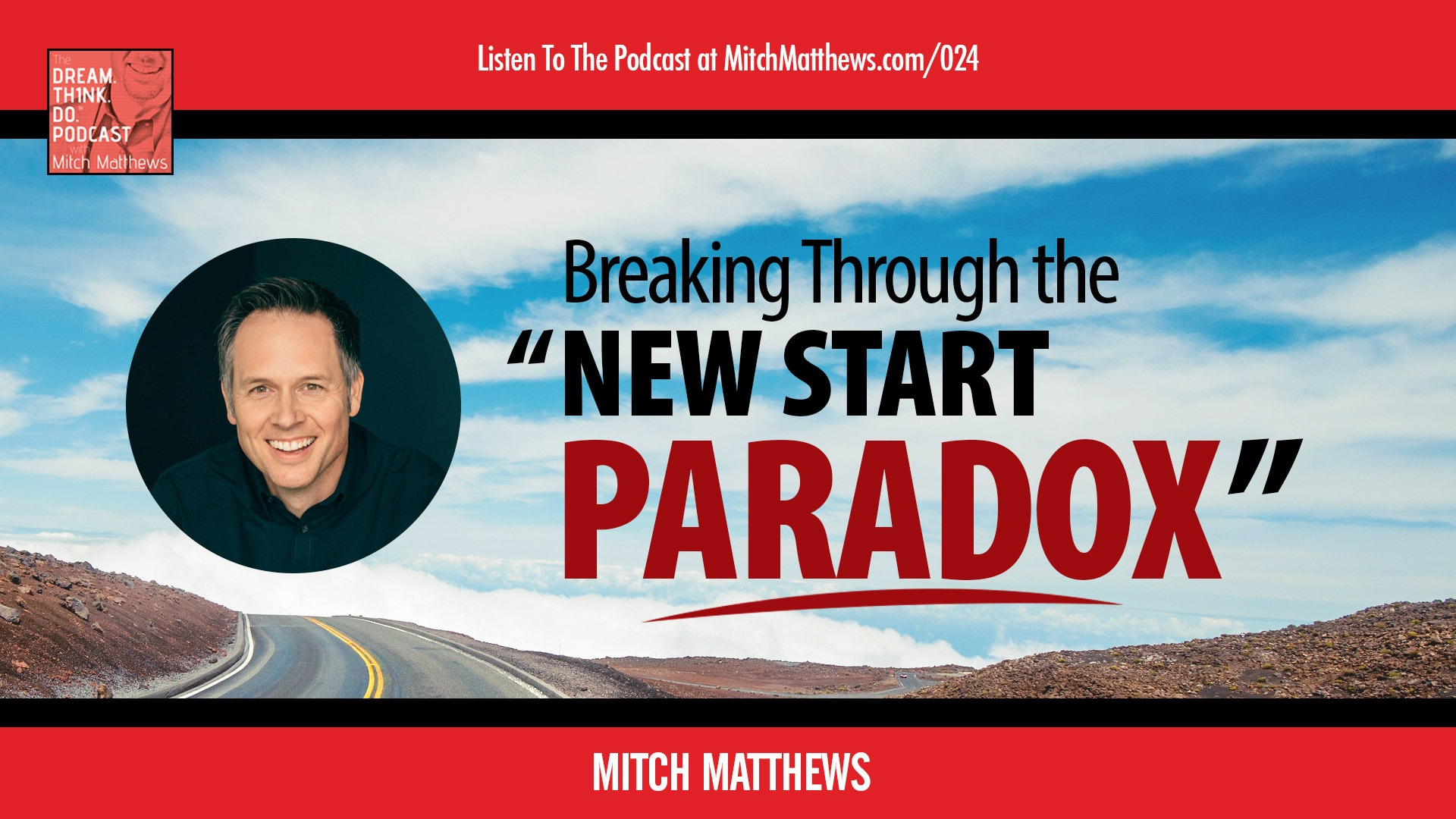 "Breaking Through the ""New Start Paradox"""