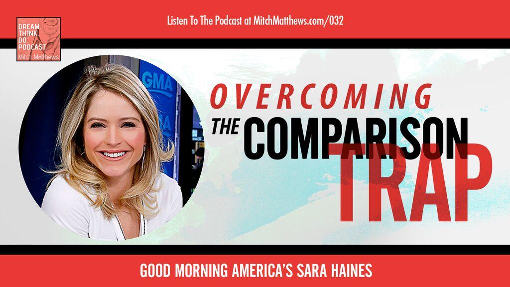 Sara Haines | Overcoming the Comparison Trap