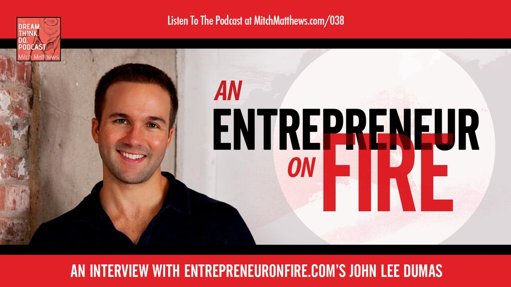 An Entrepreneur on Fire