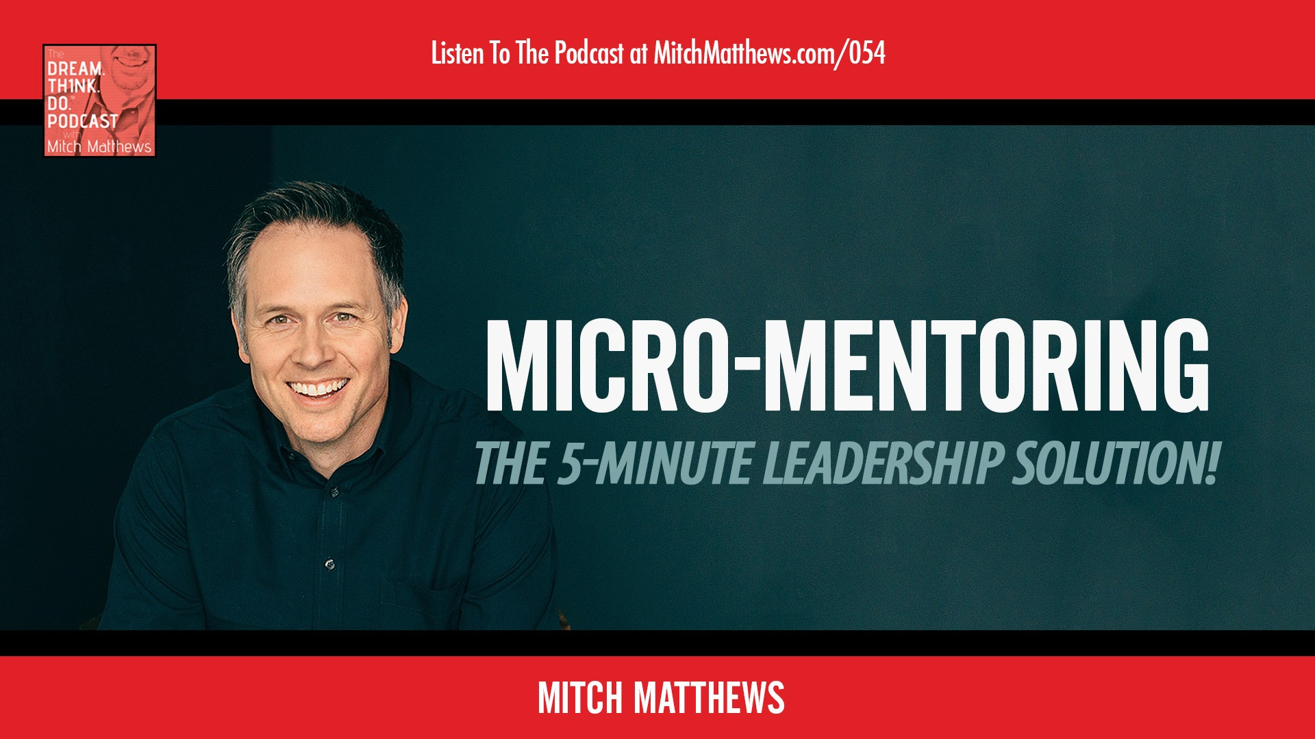 Micro-Mentoring: The 5-Minute Leadership Solution!