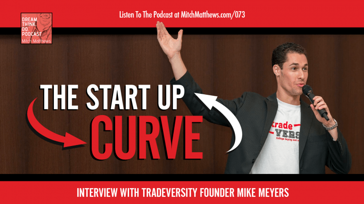 "Mike Meyers | ""The Start Up Curve"""