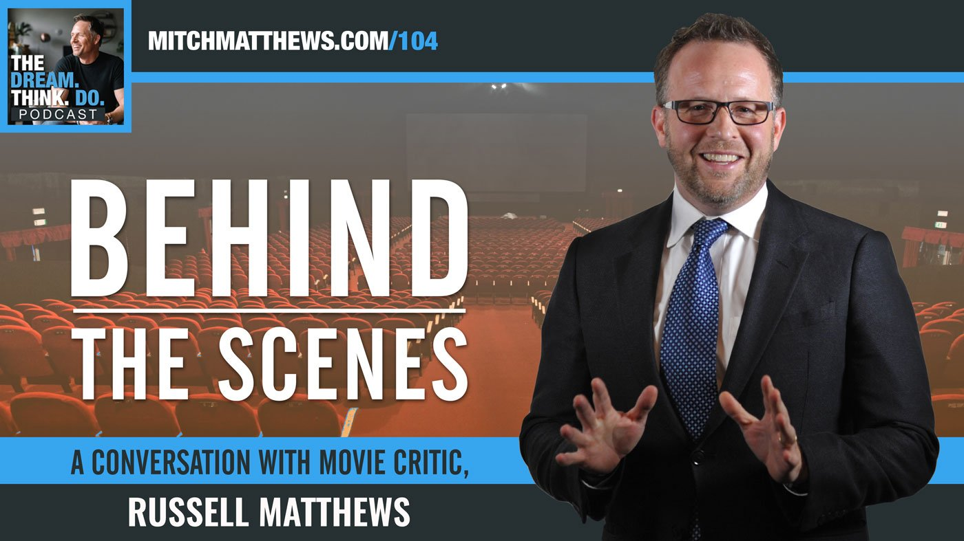 Behind the Scenes | A conversation with Movie Critic Russell Matthews