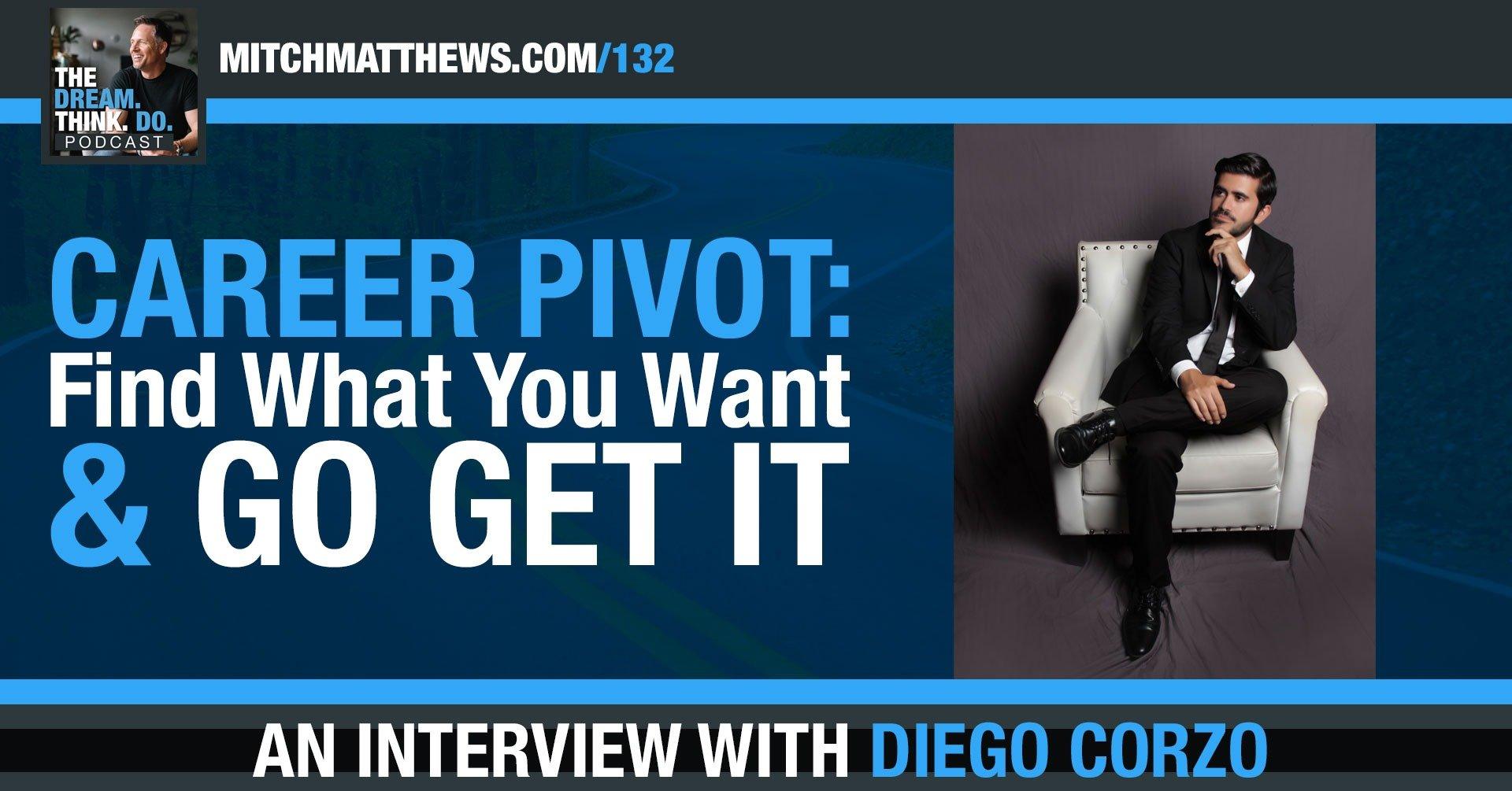 Career Pivot - Figure it out & go get it.