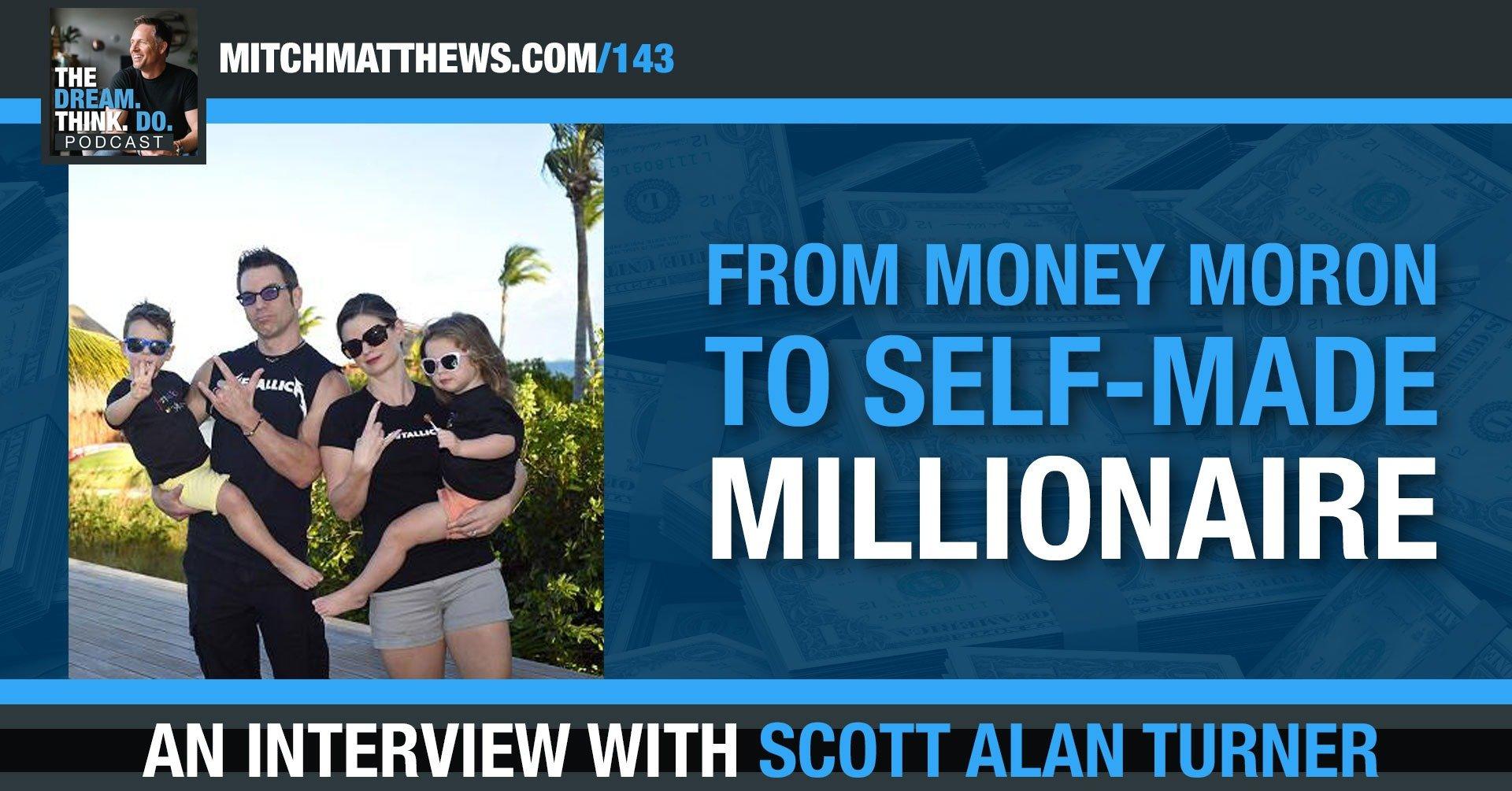 An interview with Scott Alan Turner
