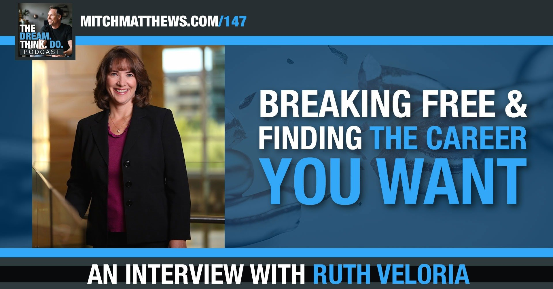 An interview with Ruth Veloria