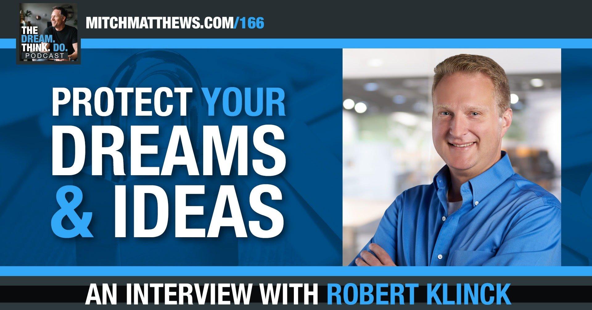 An interview with Robert Klinck