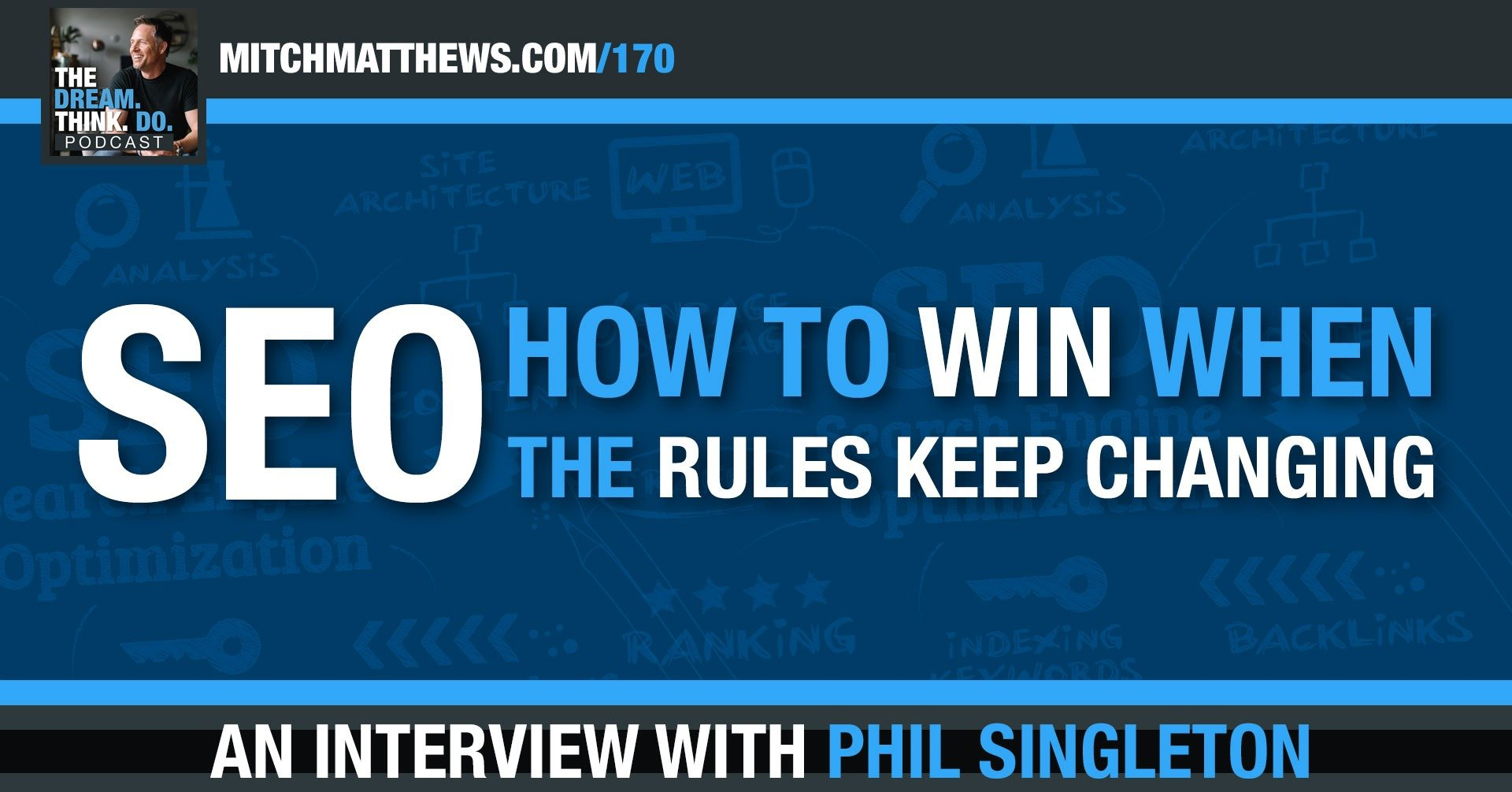 Phil Singleton | SEO - How to win with the rules keep changing!