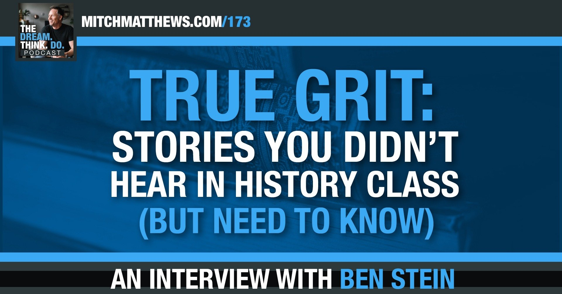 History Doesn't Repeat. It Rhymes - with Ben Stein