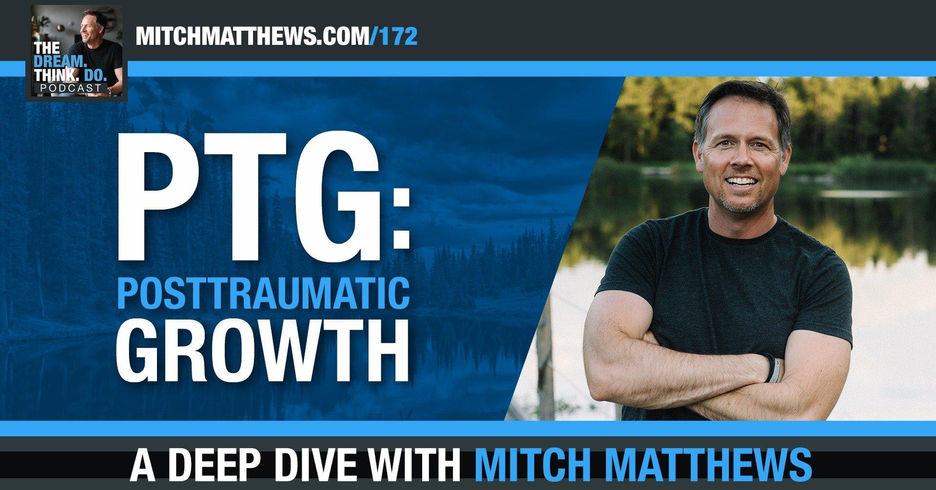 Mitch Matthews PTG: Posttramatic Growth