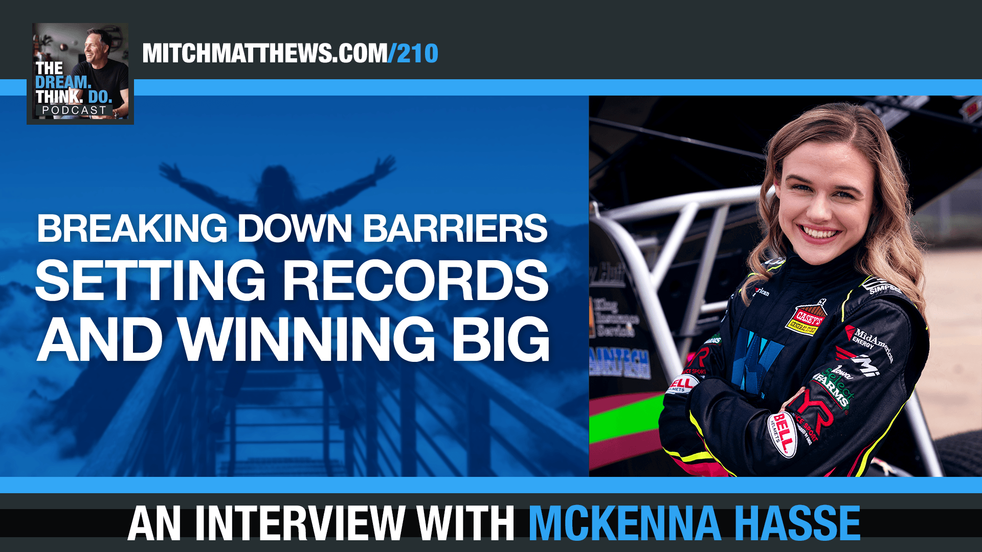 Breaking Down Barriers, Setting Records, and Winning Big!, with McKenna Haase