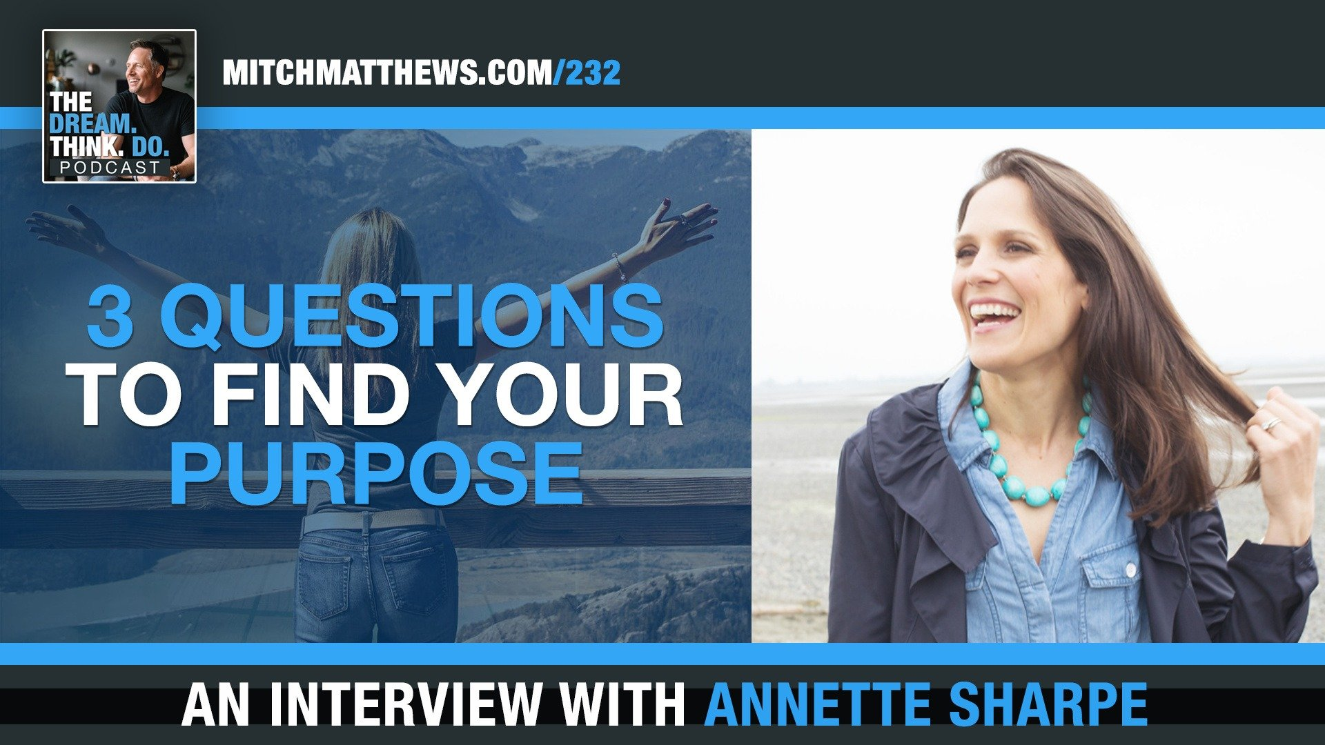 An interview with Annette Sharpe