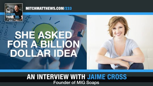 An interview with Jaime Cross