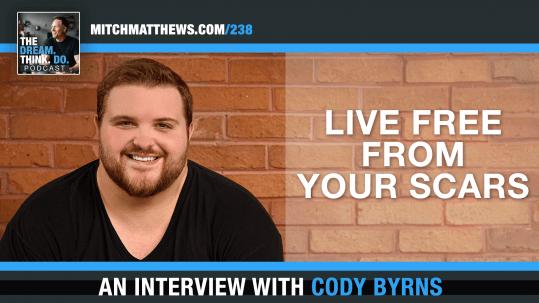 Cody Byrns Interview with Mitch Matthews