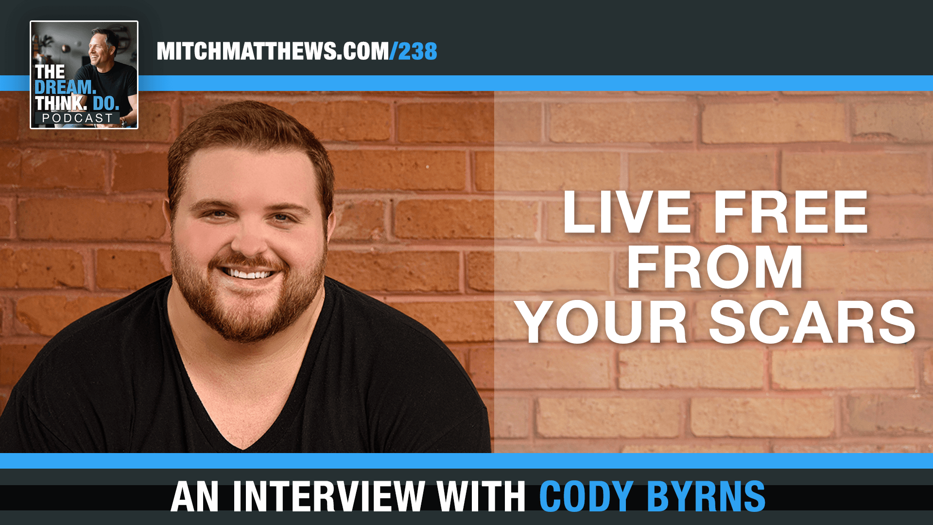 Cody Byrns Interview with Mitch Matthews