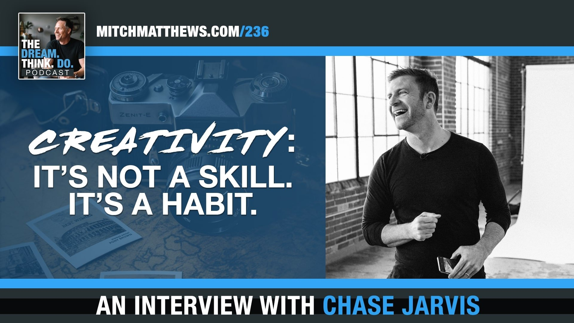 An interview with Chase Jarvis
