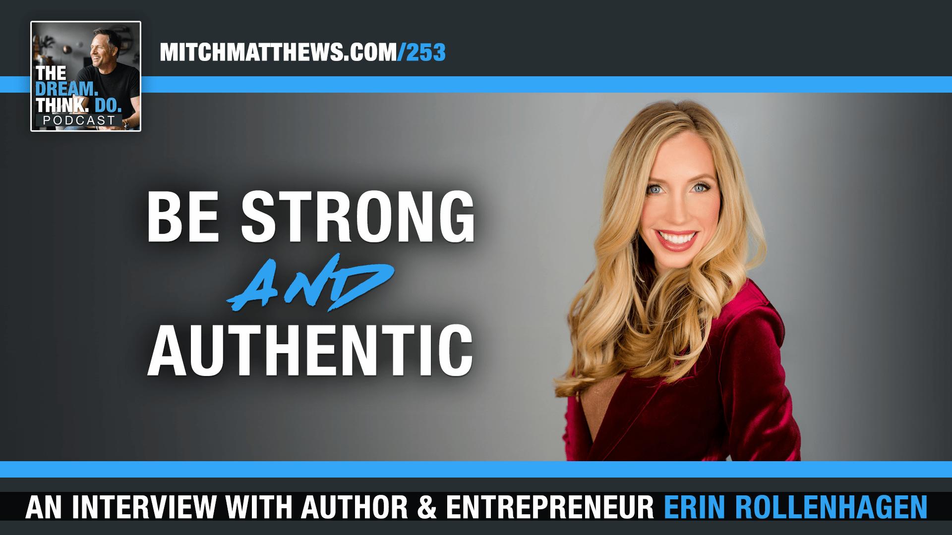 Erin Rollenhagen interview with Mitch Matthews
