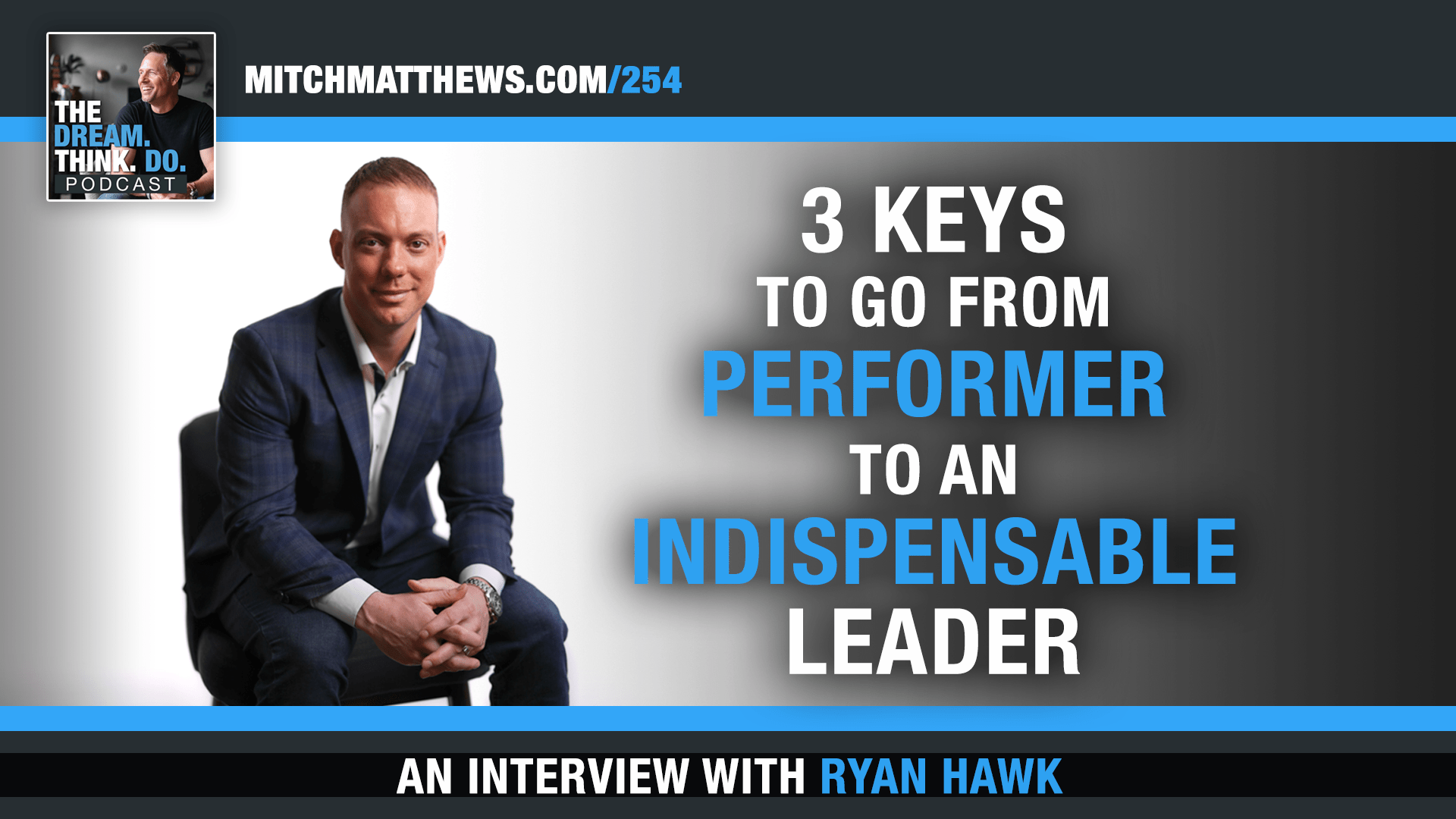 Ryan Hawk interview with Mitch Matthews