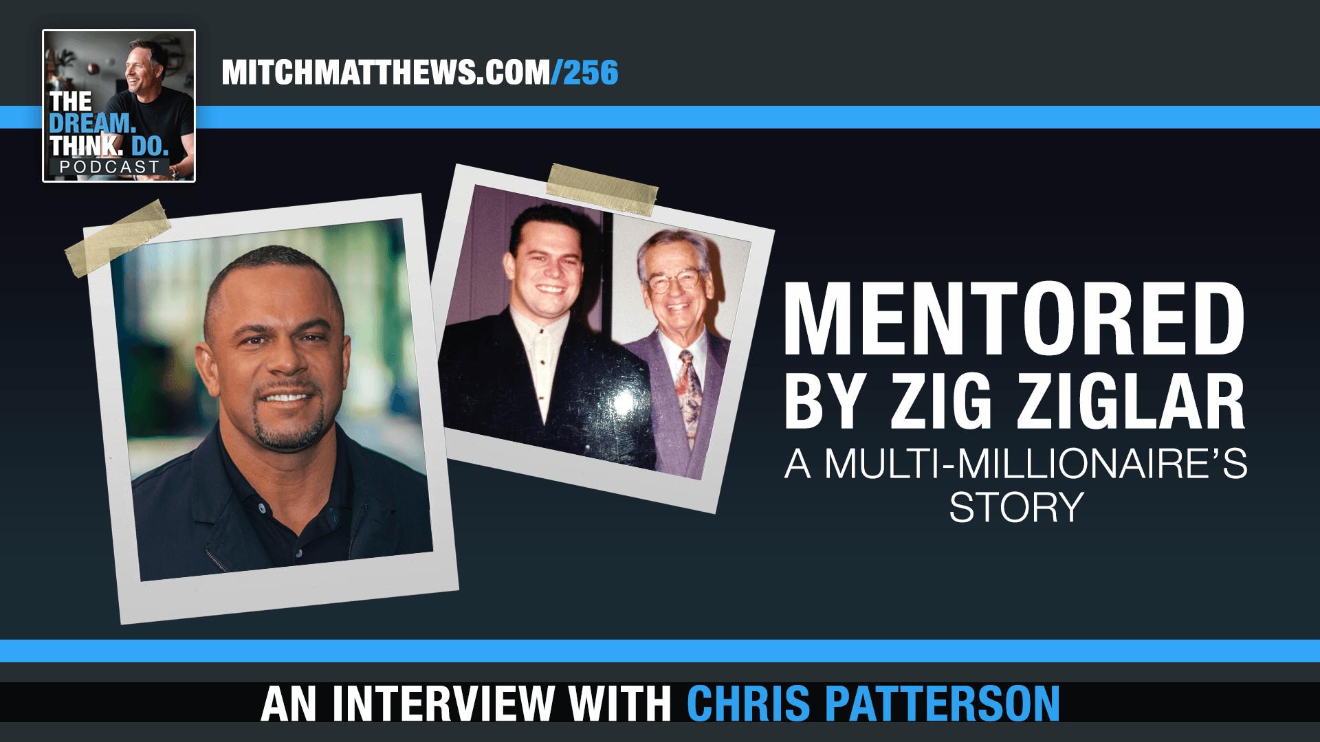Chris Patterson Interview with Mitch Matthews