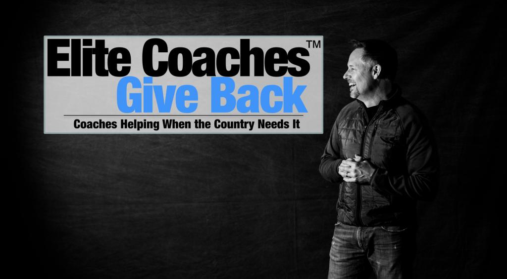 Elite Coaches Give Back - Mitch Matthews