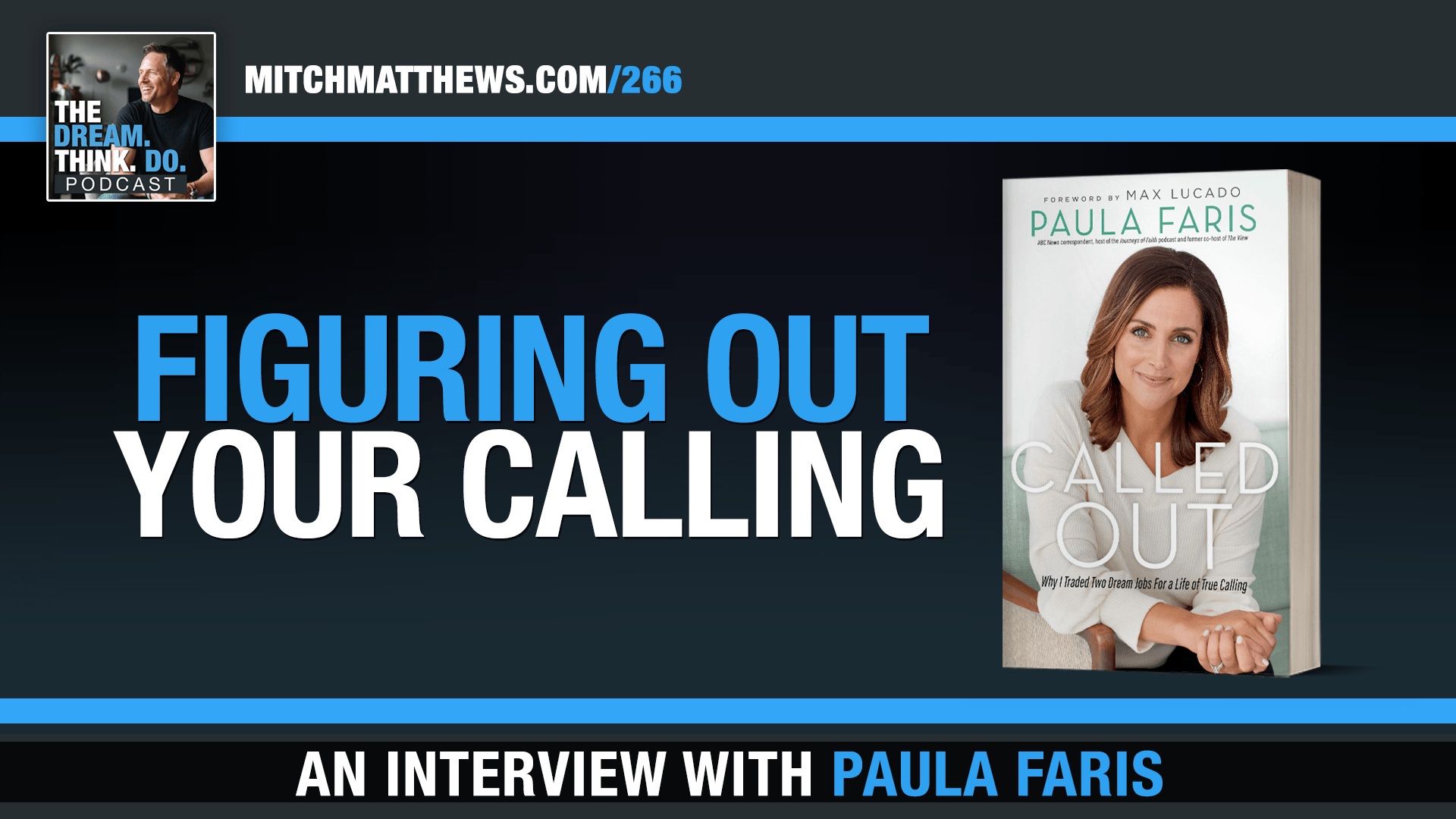 Paula Faris Interview with Mitch Matthews