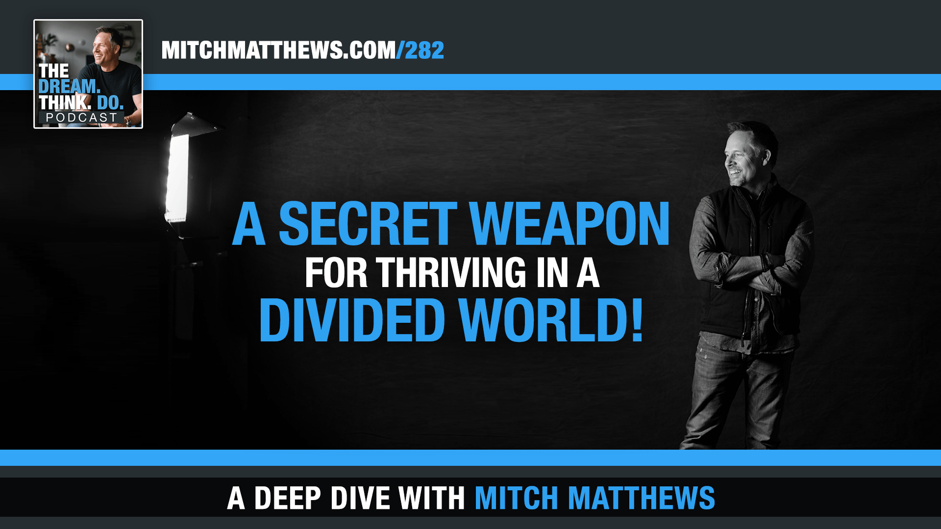 EMPATHY - The Secret Weapon for Thriving in a Divided World!