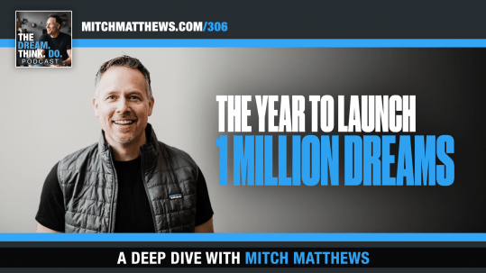 The Year to Launch 1 Million Dreams
