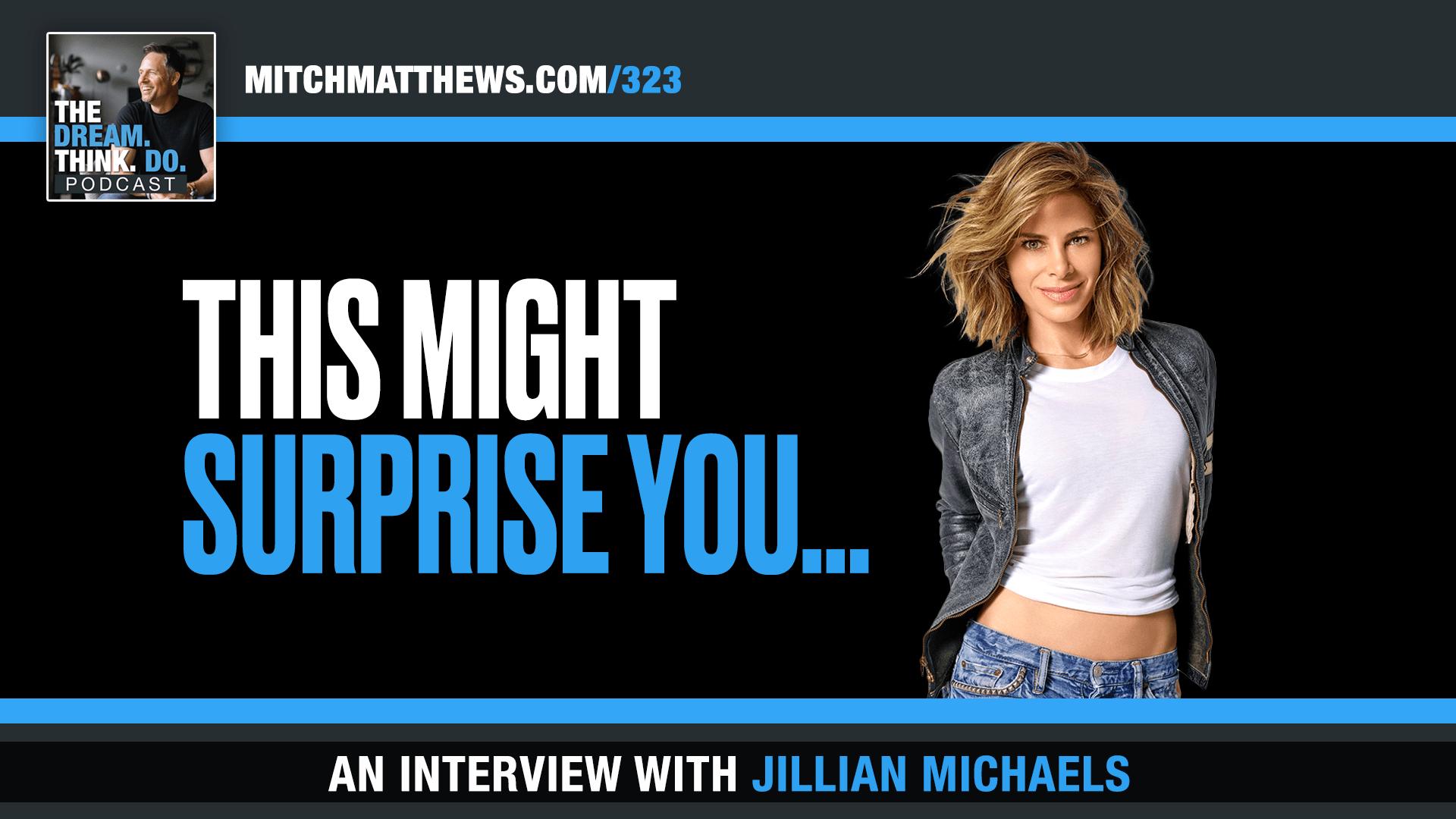 Jillian Michaels Interview with MitchMatthews