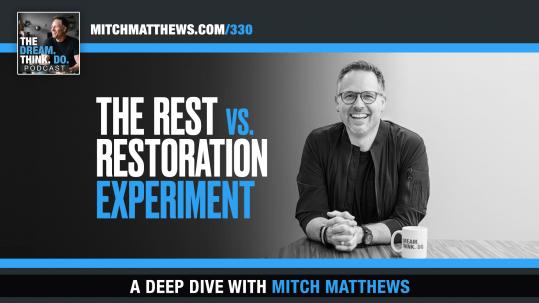 The Rest vs. Restoration Experiment