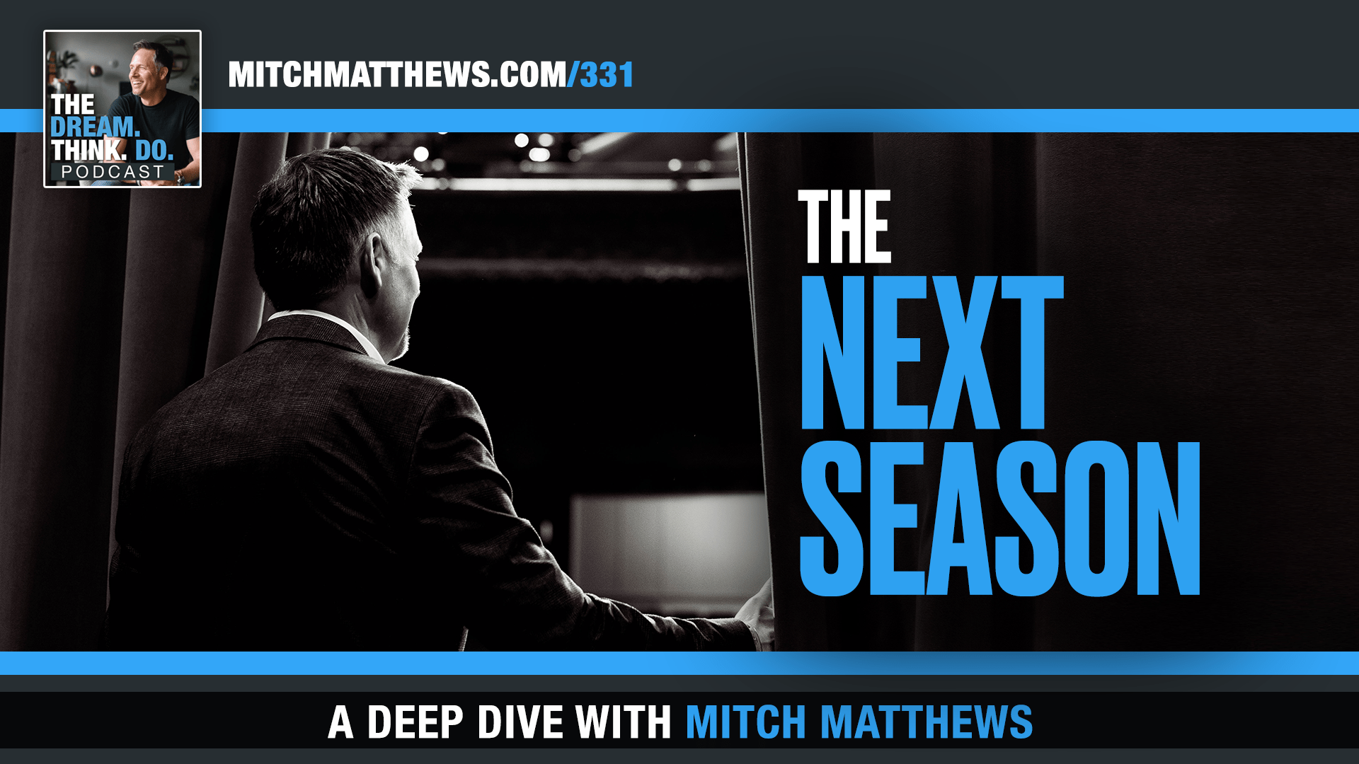 The NEXT Season- Mitch Matthews