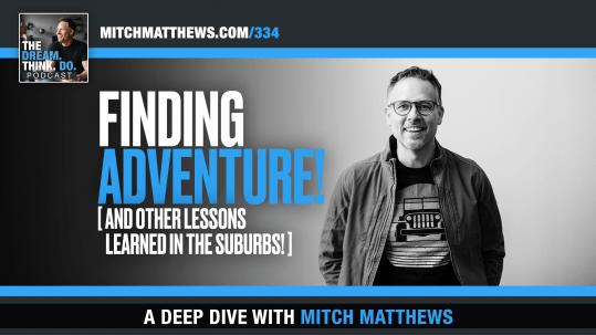Finding Adventure-Mitch Matthews